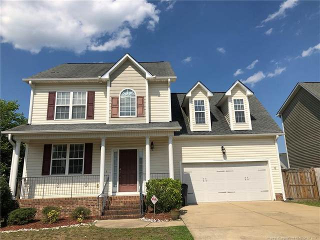 3313 Eastgate Street, Eastover, NC 28312 (MLS #656225) :: Freedom & Family Realty