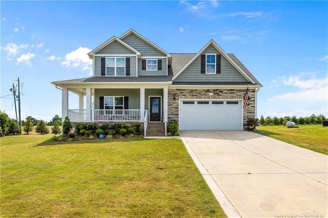 15 Castello Court, Angier, NC 27501 (MLS #656275) :: The Signature Group Realty Team