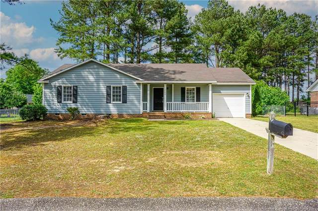 1155 Butterwood Circle, Fayetteville, NC 28314 (MLS #656332) :: The Signature Group Realty Team