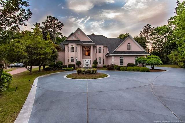 128 Great Oaks Drive, Fayetteville, NC 28303 (MLS #656345) :: The Signature Group Realty Team