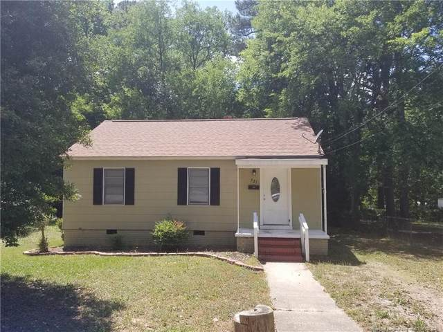 521 Ijams Street, Fayetteville, NC 28301 (MLS #656428) :: The Signature Group Realty Team
