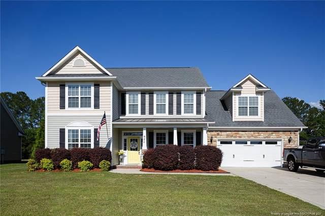 920 Bobby Jones Drive, Fayetteville, NC 28312 (MLS #656500) :: Moving Forward Real Estate