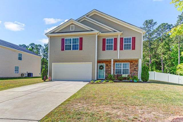 448 Botanical Court, Bunnlevel, NC 28323 (MLS #656527) :: The Signature Group Realty Team