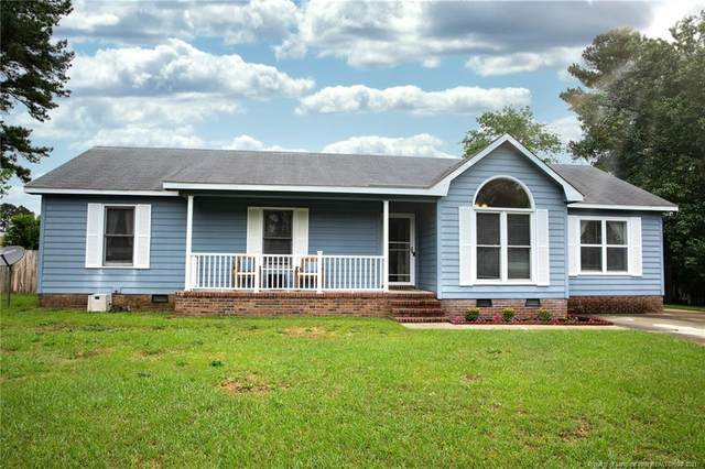6691 Ludlow Place, Fayetteville, NC 28314 (MLS #656529) :: Moving Forward Real Estate
