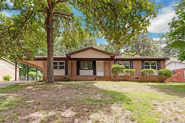 6131 Lonestar Road, Fayetteville, NC 28301 (MLS #656554) :: Freedom & Family Realty