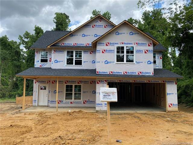 406 Ames Street, Fayetteville, NC 28301 (MLS #656605) :: The Signature Group Realty Team