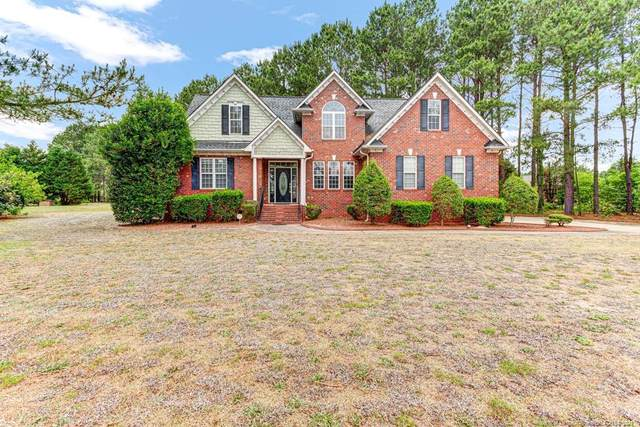 807 Grazing Court, Fayetteville, NC 28312 (MLS #656763) :: The Signature Group Realty Team