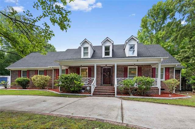 1517 Pepperchase Drive, Fayetteville, NC 28312 (MLS #656794) :: Towering Pines Real Estate