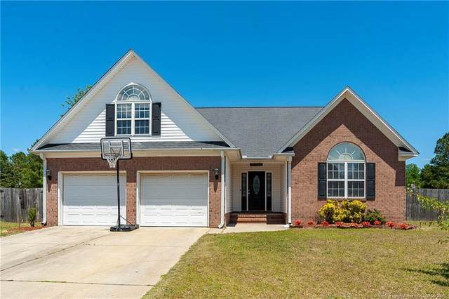 1022 Harvest Grove Court, Hope Mills, NC 28348 (MLS #656855) :: The Signature Group Realty Team