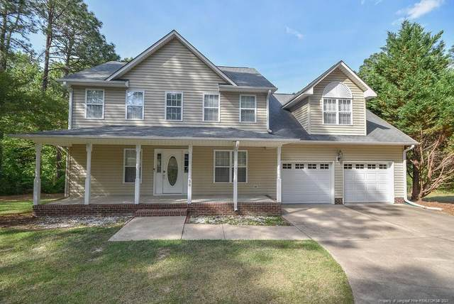 38 Tee Trail, Sanford, NC 27332 (MLS #656899) :: The Signature Group Realty Team
