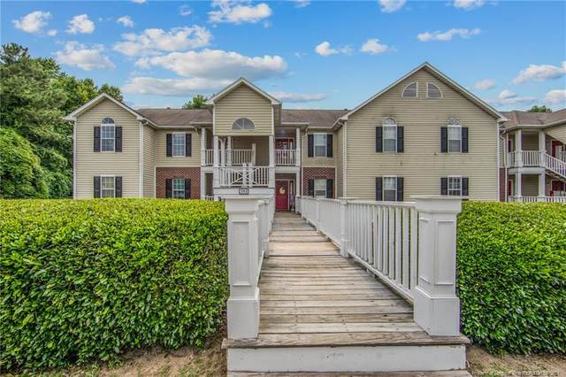 352 Bubble Creek Court #9, Fayetteville, NC 28311 (MLS #657146) :: The Signature Group Realty Team