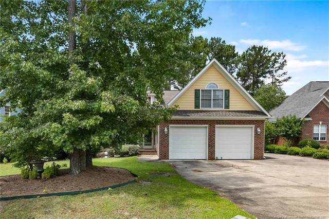 185 Falling Water Road, Spring Lake, NC 28390 (MLS #657272) :: The Signature Group Realty Team