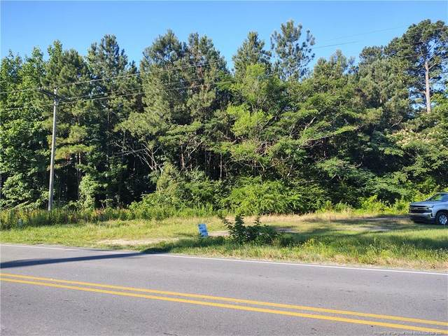 N Shannon & Balfour Road, Shannon, NC 28386 (MLS #657389) :: The Signature Group Realty Team