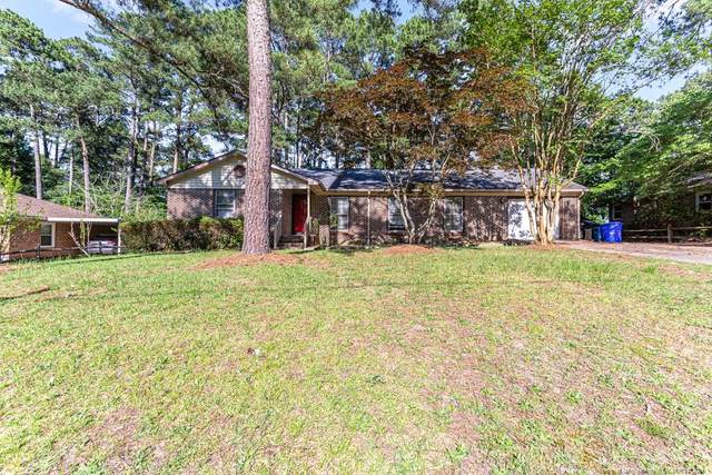 638 Wakefield Drive, Fayetteville, NC 28303 (MLS #658525) :: The Signature Group Realty Team