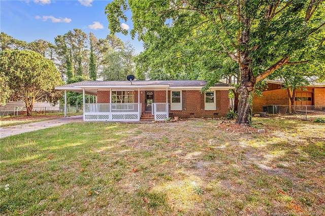 7258 Ryan Street, Fayetteville, NC 28314 (MLS #658534) :: The Signature Group Realty Team