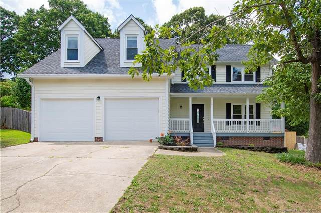 758 Magellan Drive, Fayetteville, NC 28311 (MLS #658654) :: Moving Forward Real Estate
