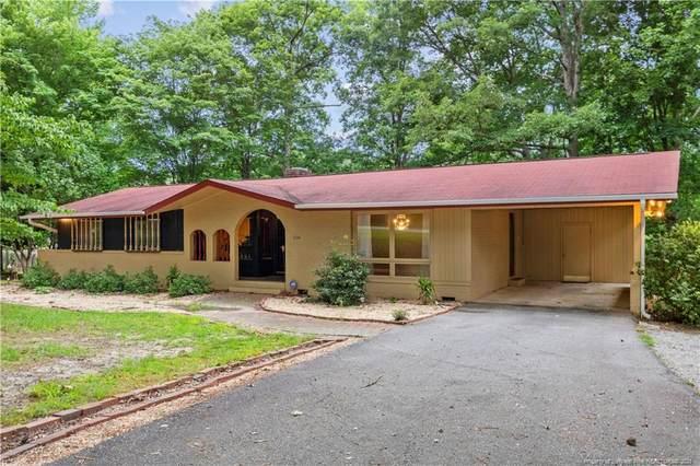 2104 Lord Ashley Drive, Sanford, NC 27330 (MLS #658665) :: Towering Pines Real Estate
