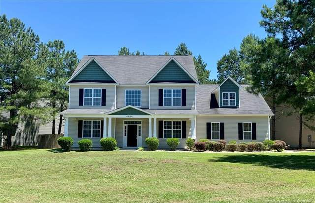 4004 Lifestyle Road, Fayetteville, NC 28312 (MLS #658750) :: Towering Pines Real Estate
