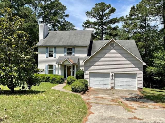 288 Lakeridge Drive, Cameron, NC 28326 (MLS #658774) :: Towering Pines Real Estate