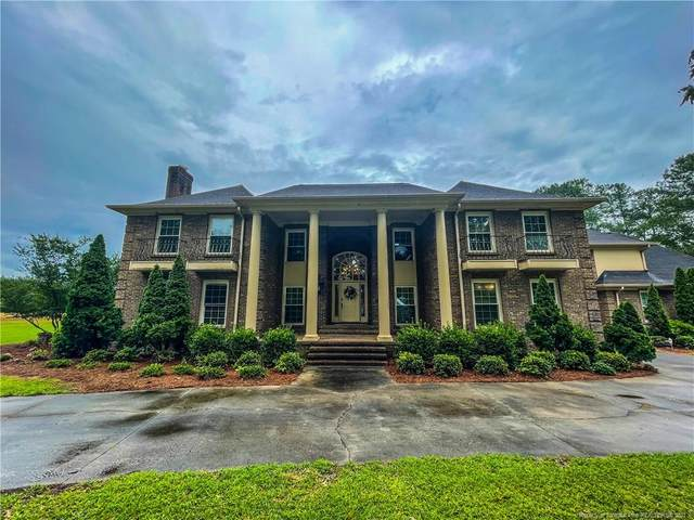 3886 N Mitchell Ford Road, Clarkton, NC 28433 (MLS #658799) :: The Signature Group Realty Team