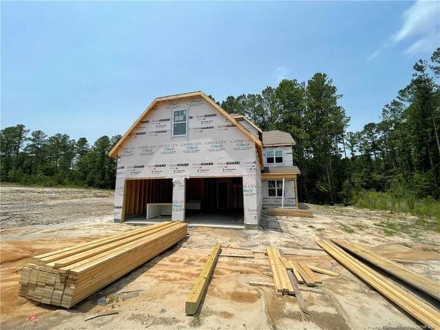 126 Spruce Hollow Circle, Spring Lake, NC 28390 (MLS #658837) :: The Signature Group Realty Team