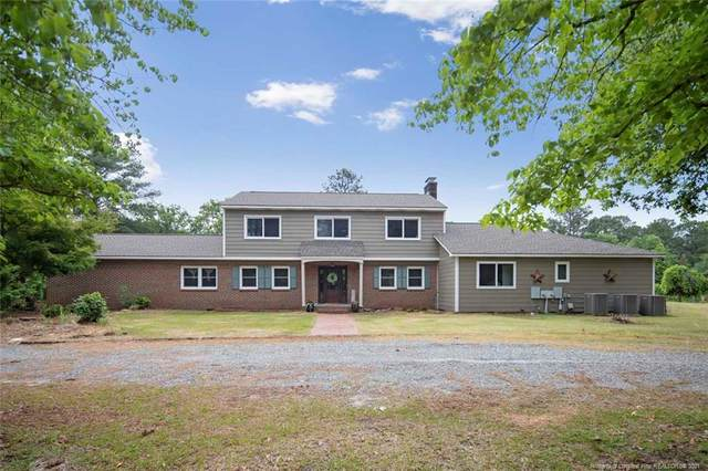 457 Napier Road, Carthage, NC 28327 (MLS #658865) :: EXIT Realty Preferred