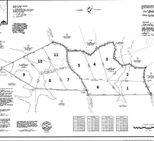 TBD Horseman's Ridge Lane, Sanford, NC 27330 (MLS #658874) :: The Signature Group Realty Team