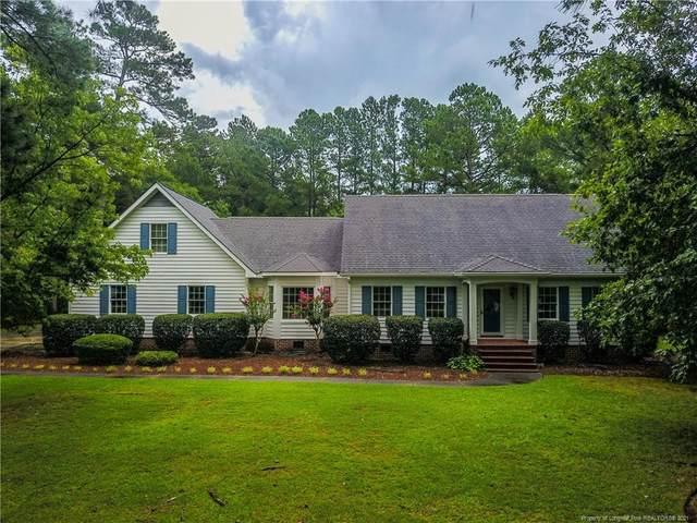 200 Londonderry Drive, Lumberton, NC 28358 (MLS #658898) :: Moving Forward Real Estate