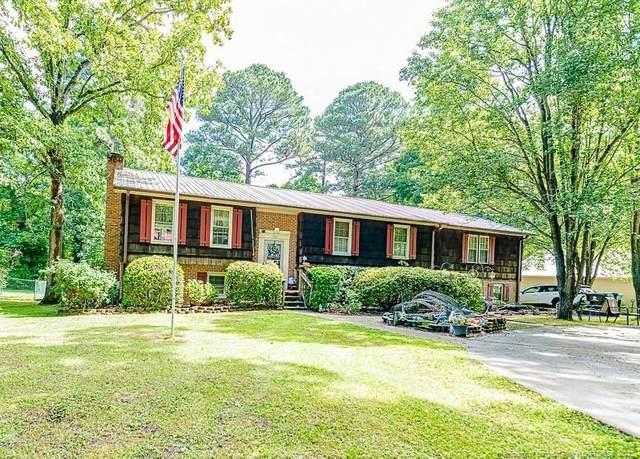 2708 Pebblebrook Drive, Sanford, NC 27330 (MLS #658949) :: Moving Forward Real Estate