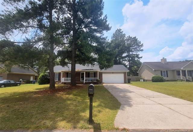 1419 Butterwood Circle, Fayetteville, NC 28314 (MLS #659007) :: The Signature Group Realty Team