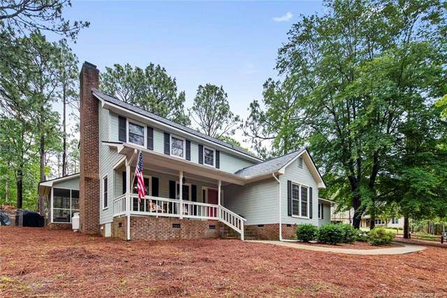 130 Foxfire Place, Southern Pines, NC 28387 (MLS #659038) :: The Signature Group Realty Team