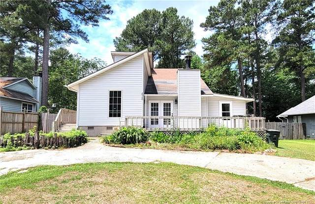426 Offing Drive, Fayetteville, NC 28314 (MLS #659041) :: EXIT Realty Preferred