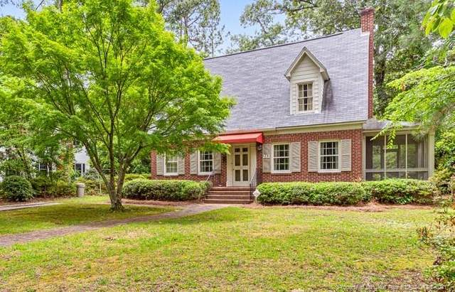 212 Woodcrest Road, Fayetteville, NC 28305 (MLS #659088) :: EXIT Realty Preferred