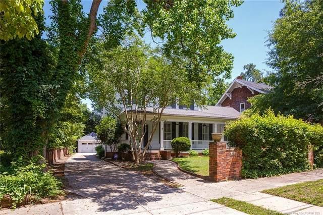 112 Hillside Avenue, Fayetteville, NC 28301 (MLS #659107) :: Towering Pines Real Estate
