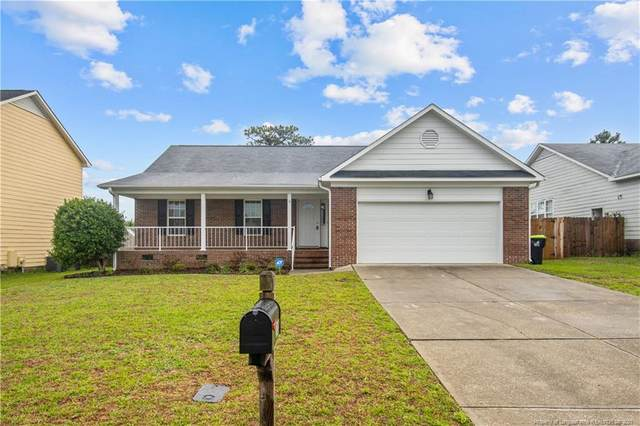 1125 Alexwood Drive, Hope Mills, NC 28348 (MLS #659177) :: On Point Realty