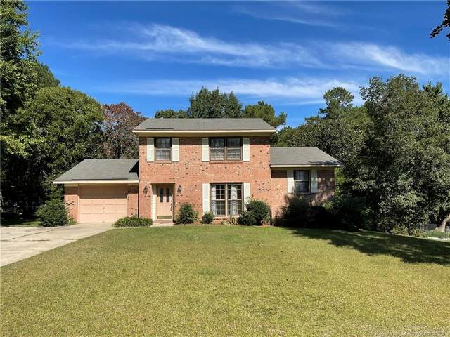 862 Whispering Pines Road, Fayetteville, NC 28311 (MLS #659178) :: The Signature Group Realty Team