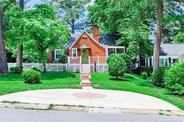 701 Pilot Avenue, Fayetteville, NC 28303 (MLS #659309) :: Moving Forward Real Estate