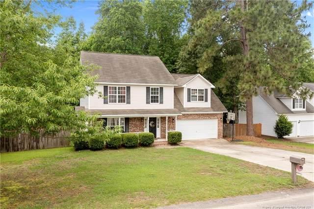 96 Hillandale Road, Spring Lake, NC 28390 (MLS #659456) :: Towering Pines Real Estate