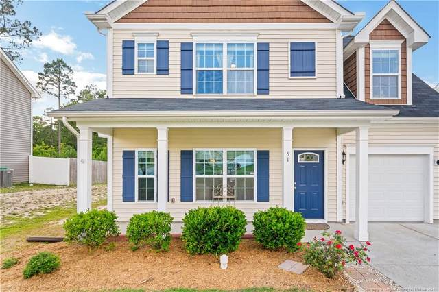 51 Blue Bay Lane, Cameron, NC 28326 (MLS #659495) :: The Signature Group Realty Team