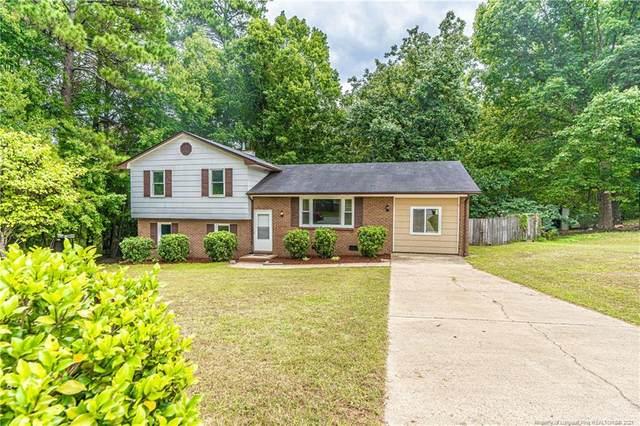 7545 Fox Fern Drive, Fayetteville, NC 28314 (#659554) :: Steve Gunter Team