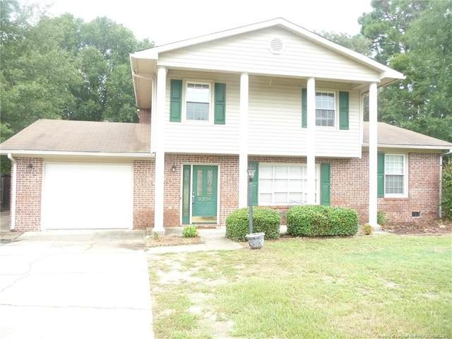 6204 Maple Leaf Court, Fayetteville, NC 28306 (MLS #659658) :: Towering Pines Real Estate
