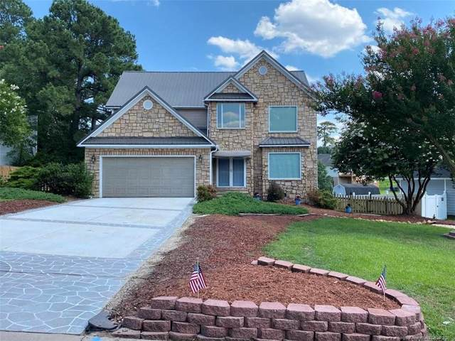 3512 Gables Drive, Fayetteville, NC 28311 (MLS #659831) :: Freedom & Family Realty