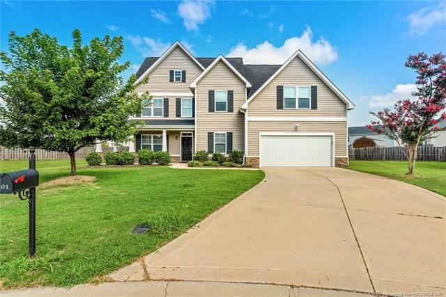 301 Otley Court, Hope Mills, NC 28348 (MLS #660024) :: Moving Forward Real Estate