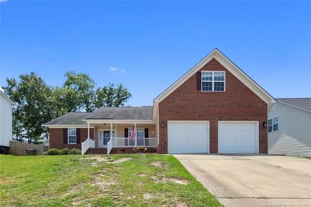 1511 Thoroughbred Trail, Parkton, NC 28371 (MLS #661138) :: Moving Forward Real Estate
