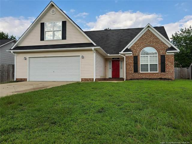 4821 Laurelwood Place, Fayetteville, NC 28306 (MLS #661402) :: Freedom & Family Realty