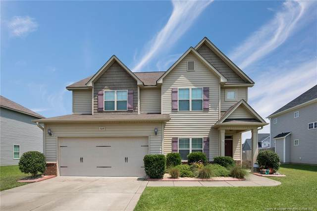 309 Lyman Drive, Fayetteville, NC 28312 (MLS #661431) :: The Signature Group Realty Team