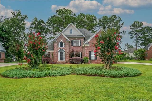 360 Kimberwicke Drive, Fayetteville, NC 28311 (MLS #661706) :: Moving Forward Real Estate