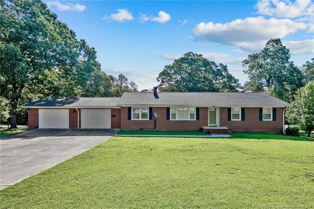 137 Timberlake Drive, Fayetteville, NC 28314 (MLS #661925) :: The Signature Group Realty Team