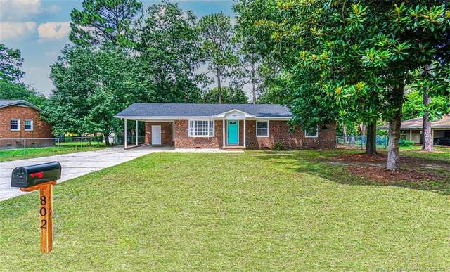 802 Roxie Avenue, Fayetteville, NC 28304 (MLS #662010) :: Moving Forward Real Estate