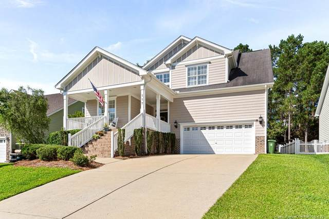 117 Lamplighter Way, Spring Lake, NC 28390 (MLS #662087) :: Freedom & Family Realty